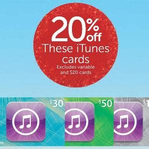 50 Off Target Gift Cards - expired 20 off 30 50 and 100 itunes gift cards at target gift cards on sale