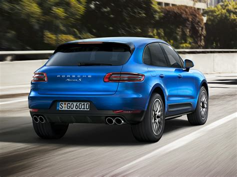 porsche suv price 2016 porsche macan price photos reviews features