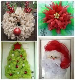 deco mesh ideas deco mesh wreath ideas crafty morning