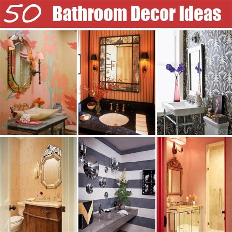 Diy Bathroom Decor Ideas by 50 Bathroom Vanity Decor Ideas Diy Home Things