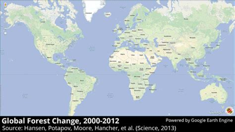 how the world map has changed lat mapping the world s deforestation time
