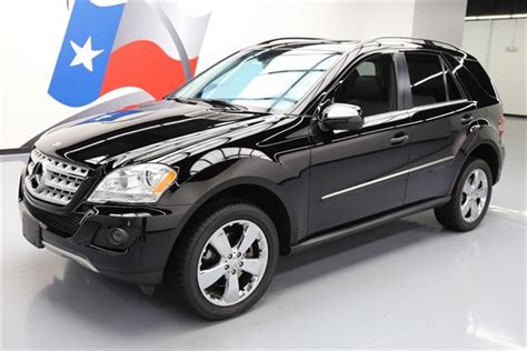 Mercedes Mclass 2012 by Used Mercedes Mclass For Sale Stafford Tx