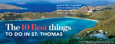 where does a st go 10 best things to do in st thomas articles
