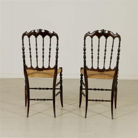 chiavarine sedie coppia sedie chiavarine mobili in stile bottega