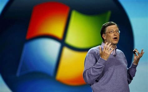 biography of bill gates and microsoft bill gates is back to take a bite out of apple amazon and