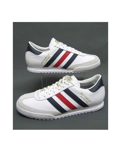 Harga Adidas Beckenbauer adidas beckenbauer trainers white blue originals