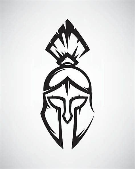 imagine similara spartan tattoo spartan helmet tattoo