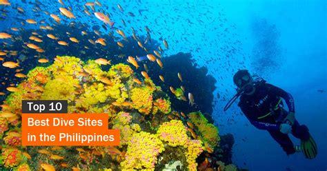 dive places top 10 best dive in the philippines tourist spots