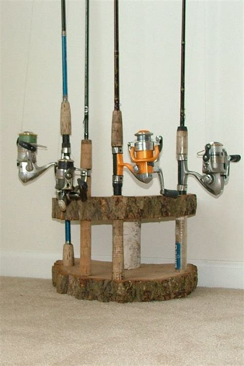 Fishing Rod Rack Diy by 48 Best Images About Fishing Rod Holder Diy On