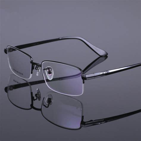 2016 new top quality eyeglass titanium eye glasses