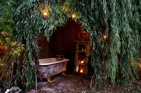 outside bathtubs 23 amazing inspirations that take the bathroom outdoors