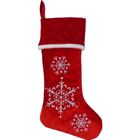 christmas stocking felt christmas stocking walmart com
