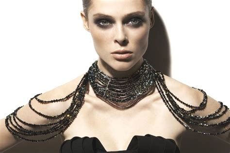 Coco Rocha Simply Fascinating by Makeup The Classic Smokey Eye Trendsurvivor