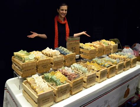 Handmade Show - soap display ideas guaranteed to increase sales the