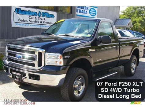 Extended Cab Jeep Wrangler 2007 Ford F 250 Duty