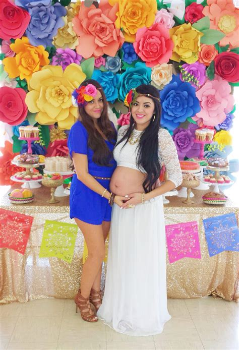mexican baby shower my colorful mexican inspired baby shower