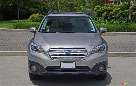 2016 subaru outback 2 5i limited photos de la subaru outback 2 5i limited 2016 auto123