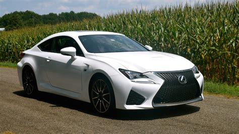 Lexus Rc F Manual Auto Trends Magazine