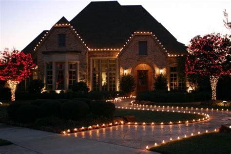 iluminacion exterior navidad iluminacion exterior decoracion navidena luces camino
