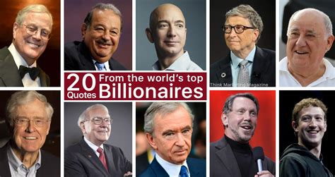 Top 10 Richest Ceos Salaries In The World 2017 by 20 Entrepreneurship Quotes From The World S Richest Ceos Think Marketing