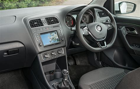 New Vw Polo Interior by The New Vw Polo Petrol Diesel Showdown