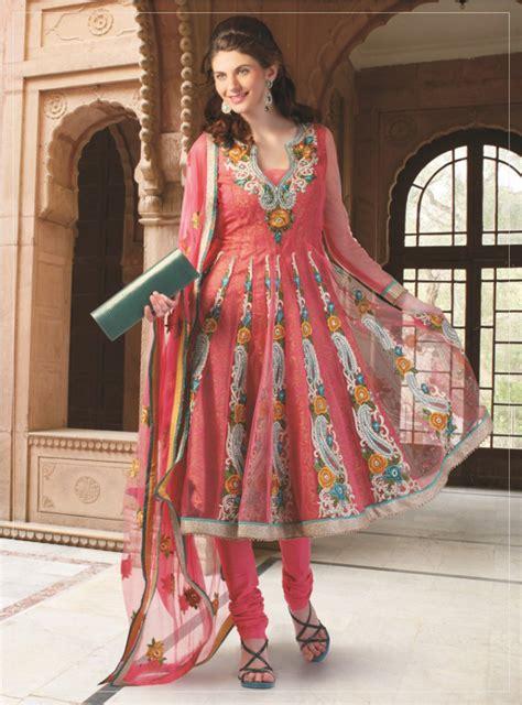 design dress suit frock suit party wear designs latest designs for girls