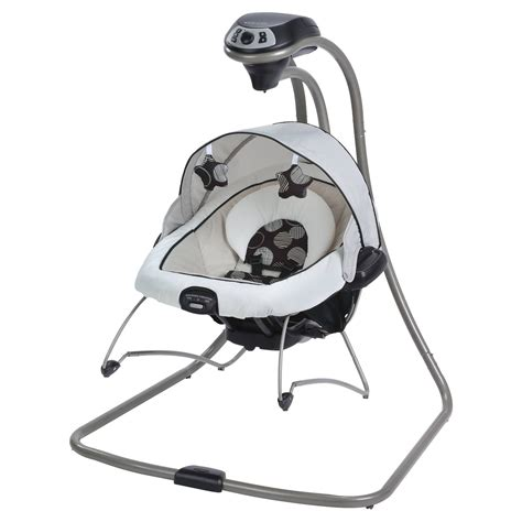 graco 2 1 swing and bouncer graco duetconnect dlx 2 in 1 swing and bouncer milan