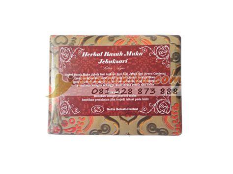 Sabun Natur E sabun jebuk sari atasi jerawat untuk semua jenis kulit