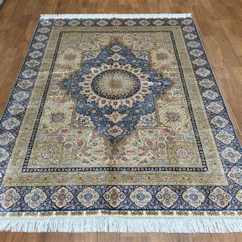 Luxury Modern Floral Decorative Area Rugs Royal Living Decorative Rugs For Living Room