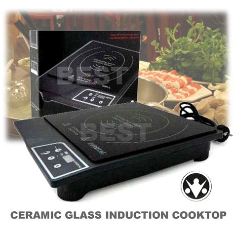 induction cooktop glass replacement new ceramic glass induction cooktop pot cooker home