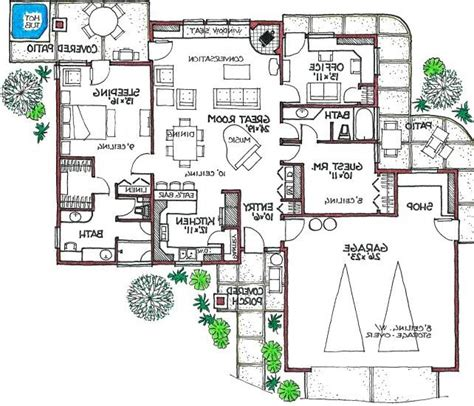 bungalow floor plan 3 bedroom 2 bath bungalow house plan alp 07wu
