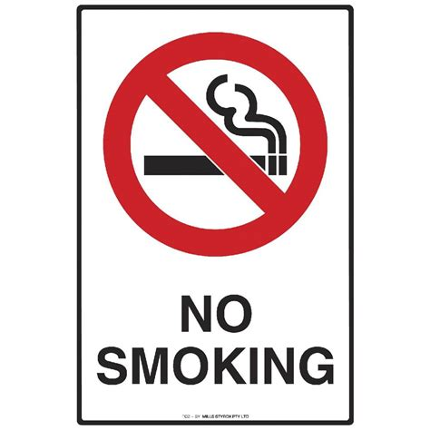 no smoking sign in word a4 no smoking signs to print www imgkid com the image