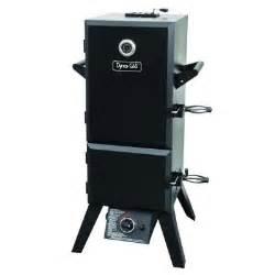 smoker home depot dyna glo 46 in vertical door propane gas smoker