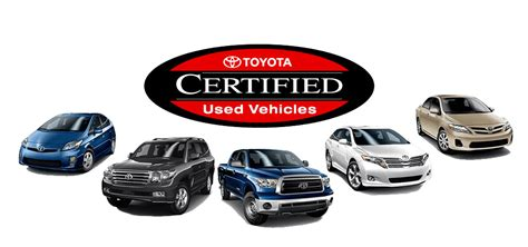 Certified Toyota Certified Pre Owned