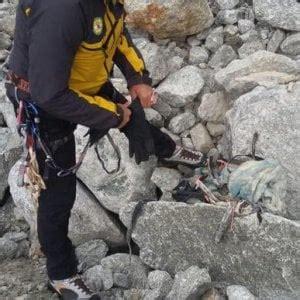 consolato tedesco a palermo identificati i resti di uno degli alpinisti ritrovati sul