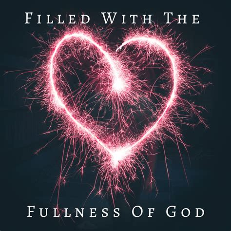 Filled With The Fullness of God (Part 1)   Faith Family