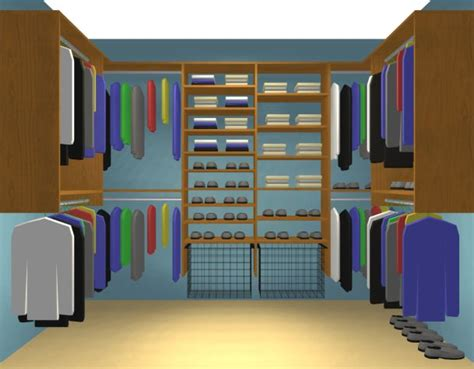 Design Your Own Walk In Closet by Photos Walk In Closet Design Idea Limited Storage Cad Png