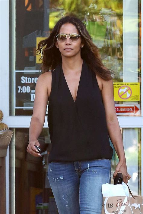 Halle Berry by Halle Berry Out In West 05 04 2017
