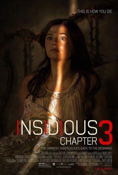 film insidious 1 insidious chapter 3 2015 filmaffinity