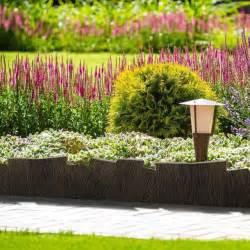 bordure de jardin comment les r 233 aliser c 244 t 233 maison