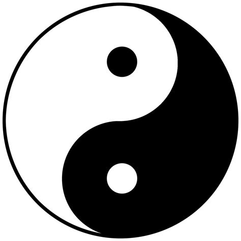 what does the yin yang symbolize do you know what the yin yang symbol really means balanced horse veterinary service pllc