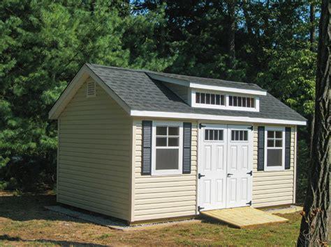 classic studio dormer md pa creative outdoor sheds