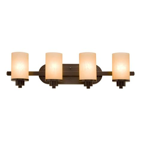 bathroom light fixtures oil rubbed bronze filament design archieroy 4 light oil rubbed bronze bath
