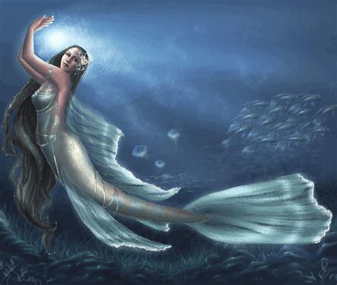 The Siren Of Solitude sirenes images scintillantes du net