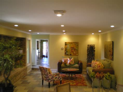 recessed lighting living room living rooms gulfstar windows and home improvement company 713 248 1545 houston tx