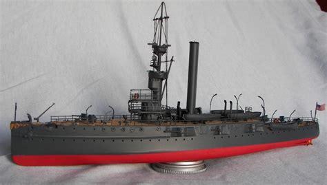 model boat guns spanish gunboat general concha