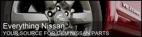 everything nissan your source for oem factory nissan parts