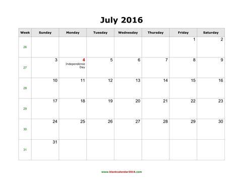 july 2016 printable calendar with holidays calendar july 2016 calendar word 2017 printable calendar