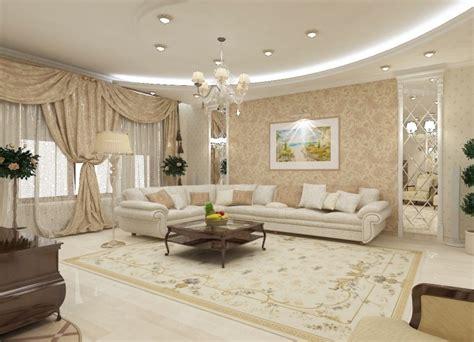 Deco Blanc Et Beige by Decoration Salon Blanc Et Beige