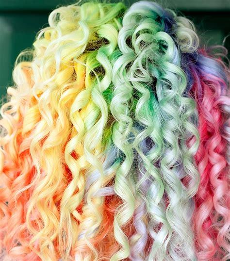 pastel rainbow hair 599 share on fb
